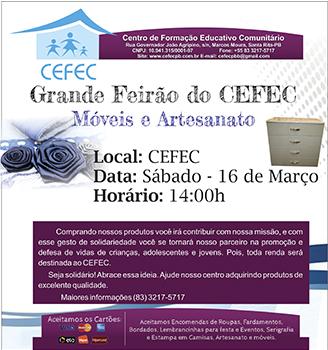 FEIRÃO DE MOVEIS