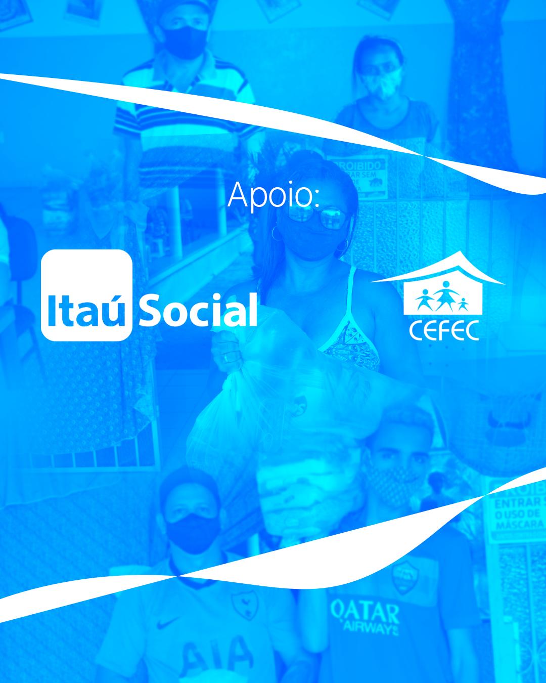 Doações de Cestas Básicas – Itaú Social